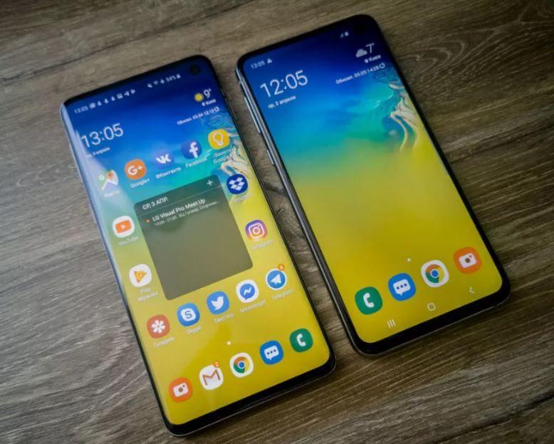 смартфон Samsung Galaxy S10 | S10 телефон, 5,8 дюймів Super Amoled Нежин - изображение 1