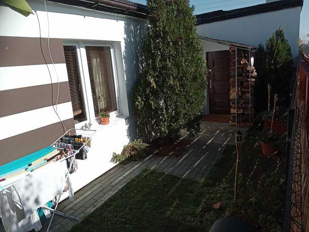 Wynajmę domek gospodarczy mieszkanie 59m2 z kawałkiem ogrodu