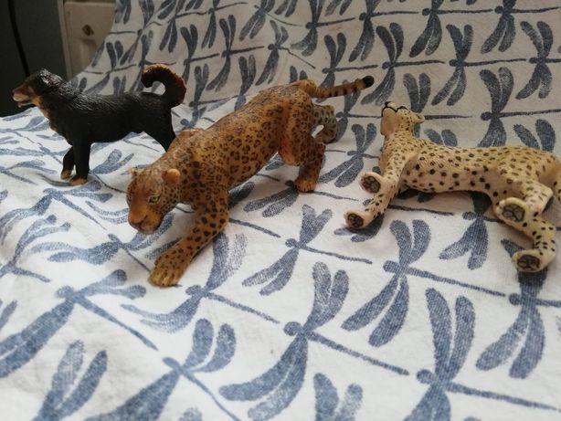 Leopard Papo schleich collecta