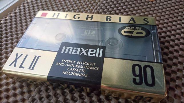 MAXELL 90 JAPAN Новая Аудиокассета Ультратехнология Зевса