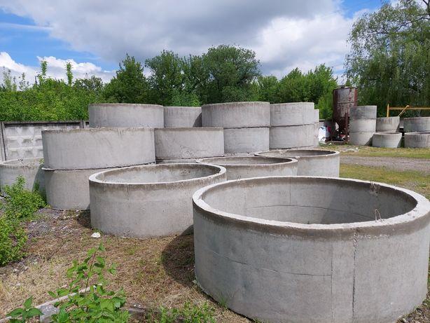 Кільця каналізаційні  2.5 м    (4.4 м.куб)