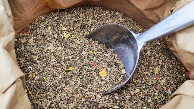 pasza dla kur niosek ekologiczna z ziołami bez GMO Podlaski Kurnik