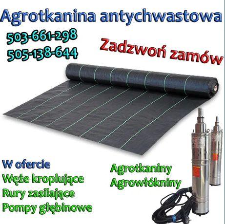 Agrotkanina PP czarna UV, 70g, 1,6x100m Zadzwoń Zamów