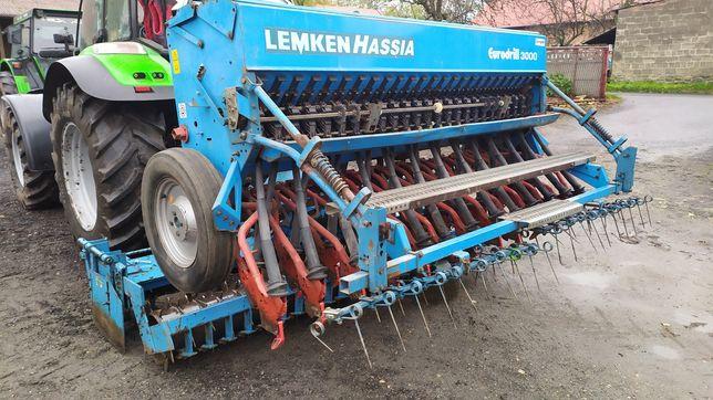 Siewnik Lemken Hassia Eurodrill 3000 3m