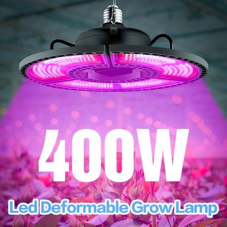 400 Вт Фитолампа полный спектр E27/фитосветильник/лампа для растений