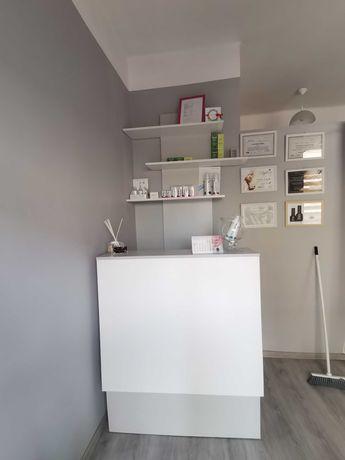 Recepcja + półka