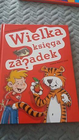Książka Wielka księga zagadek-Nowa
