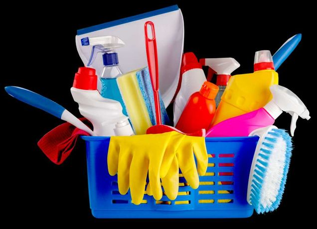 Usługi porządkowe dla twojego domu