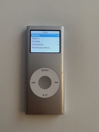 Apple ipod 2giga