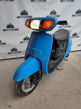 Honda Lead скутер мото мопед