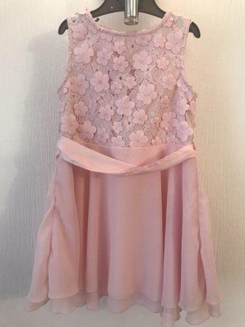 Нежное платье C&A 104
