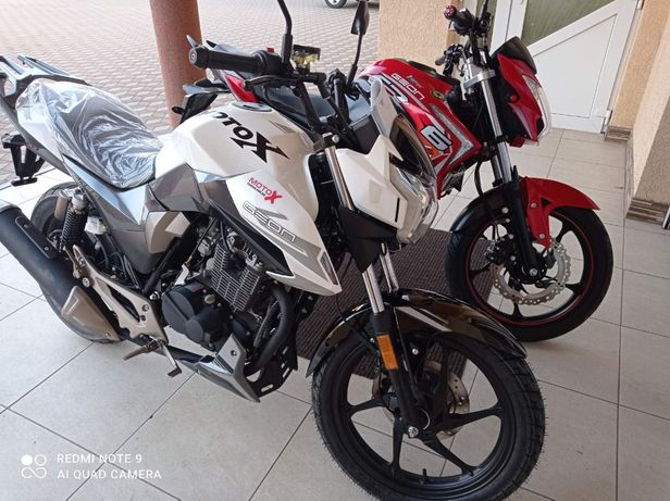 GEON CR6 250 (2020) Стритбайк