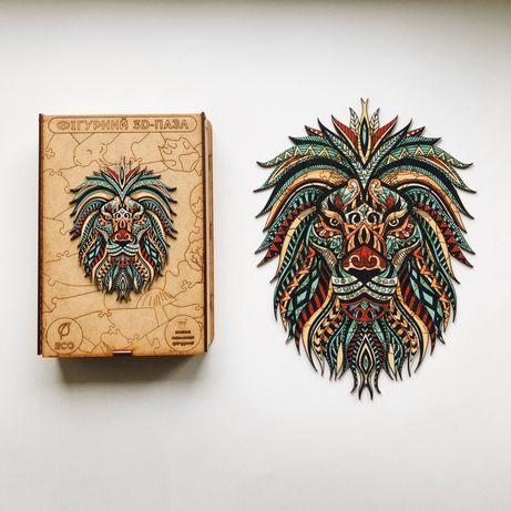 Дерев'яні 3D пазли