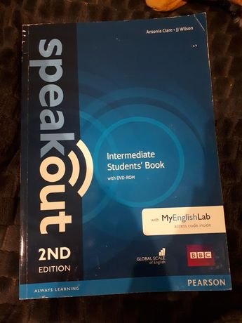 SpeakOut Intermediate Student's Book 2nd edition