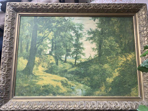Продам картину 70-80 годов