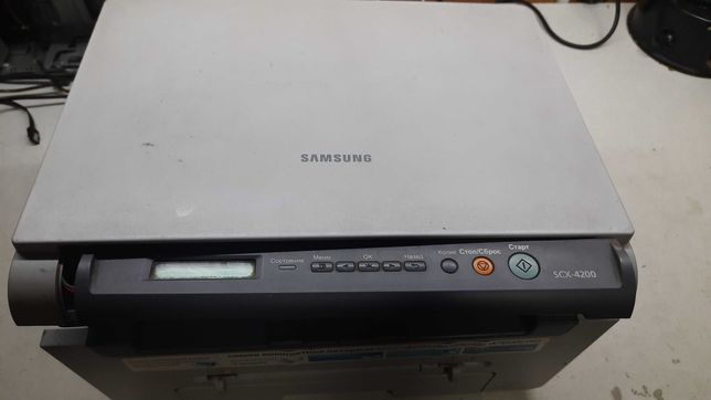 Samsung SCX-4200 на запчасти