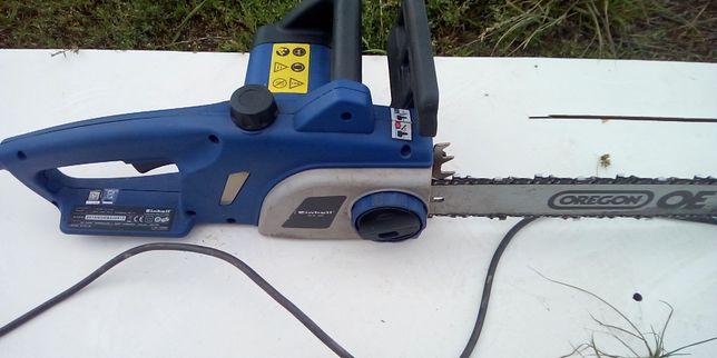 pilarka łańcuchowa einhell Bg Ec 2240 używana 2200watt