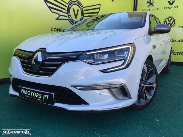 Renault Mégane 1.5 dCi GT Line J18