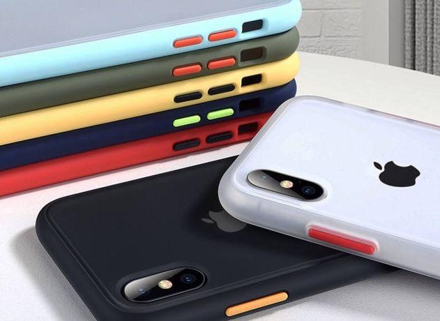 Противоударный чехол Iphone Avenger 6/7/8/+/Xr/X/Xs/Max/11/Pro/Pro Max