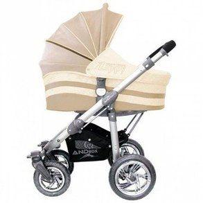 Дитяча коляска Andox Zippy 3в1