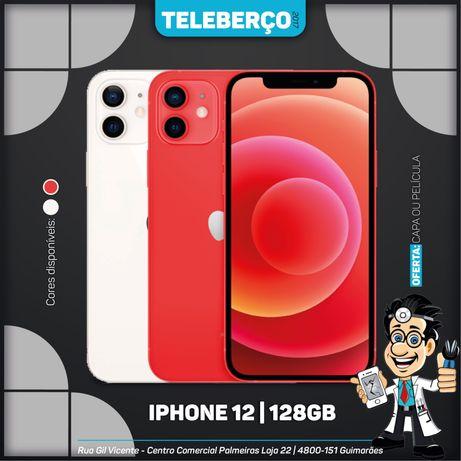 IPHONE 12  128 GB NOVOS