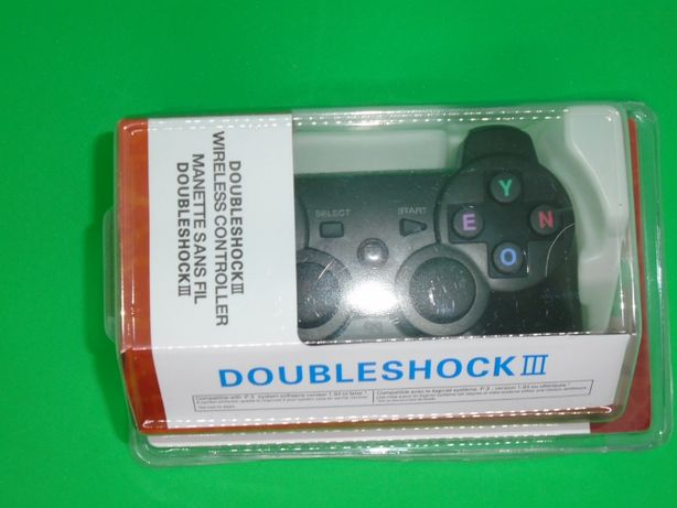 pad do ps3 playstation3 bluetooth kontroler