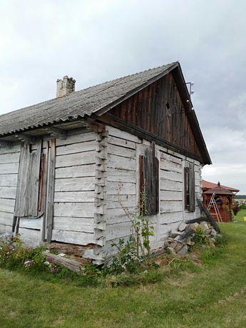 Oddam domek drewniany