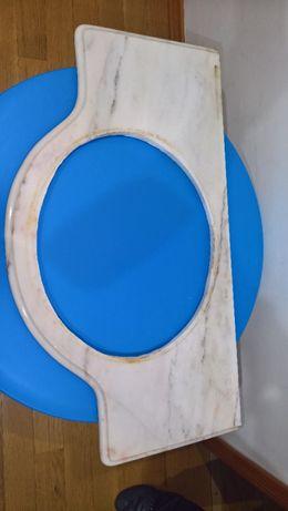 Marmore Armario WC e PIA