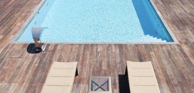 Limpeza de piscinas técnicos de limpeza