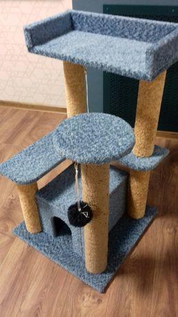Продам домик для вашей кошки с когтеточкой