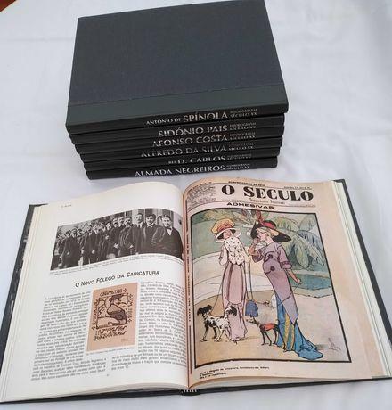 Livros História - Círculo de Leitores