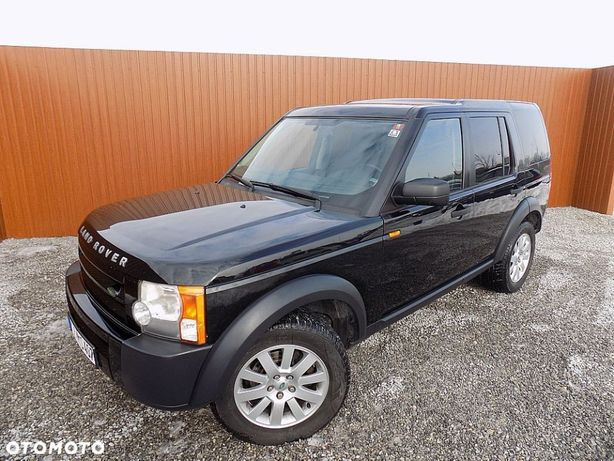 Land Rover Discovery 4.0 V6 Lpg Lr3 Se 7 Foteli Skóra Opłacony