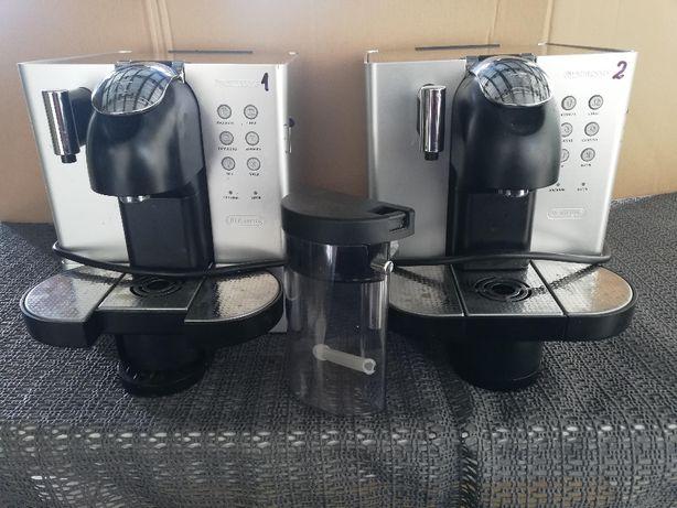Ciśnieniowy ekspres do kawy Nespresso Lattissima Premium F356