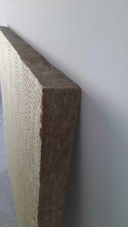Placas de Lã de Rocha de dupla densidade.