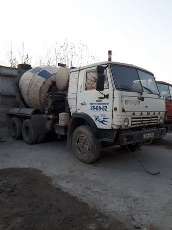 КАМАЗ 5320 (бетоносмеситель)
