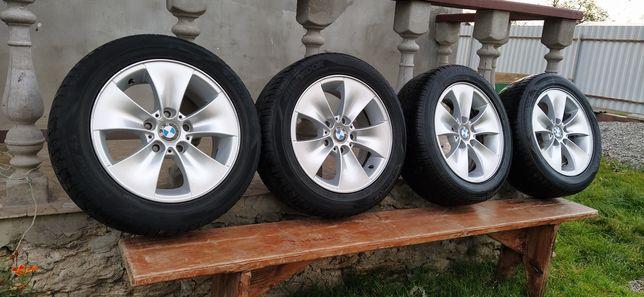 Диски BMW R16 з шинами, 5×120, BMW, Vivaro Trafic, T5/T6