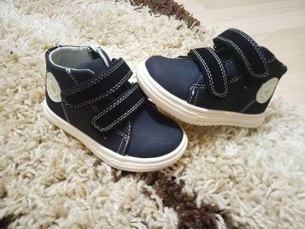 Демисезонные ботиночки стелька 14 см