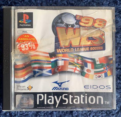 World League Soccer 98 (PS1)