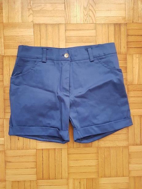 Niebieskie szorty S/M