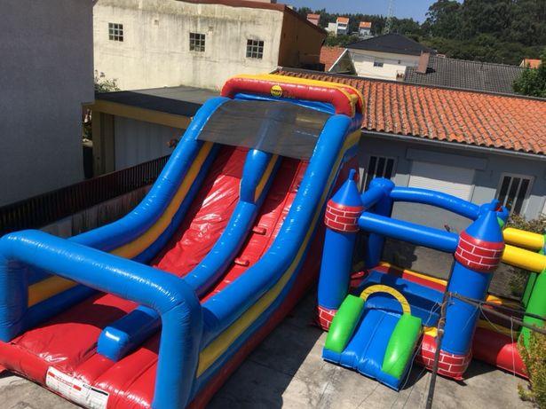 Insuflavel Super Slide Uso Profissional