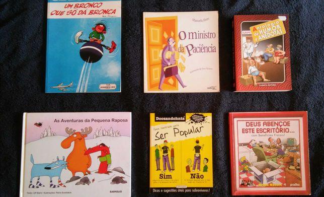 Livros novos (Banda Desenhada e Cadernetas de Colecções)
