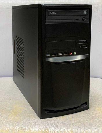 Системный блок Компьютер ПК GA i7 2600 RAM DDR3 4Gb SSD 120Gb гарантия