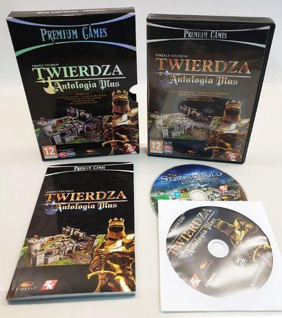 TWIERDZA ANTOLOGIA PLUS wersja PC wydanie specjalne PL