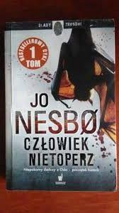 Jo Nesbo, Człowiek Nietoperz