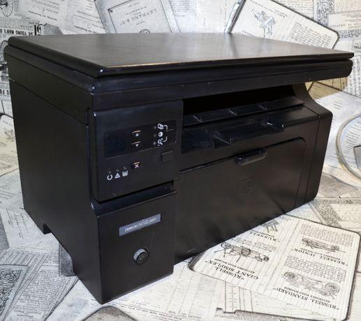 Отличное мфу HP M1132 MFP. (принтер,сканер, ксерокс)! Гарантия!