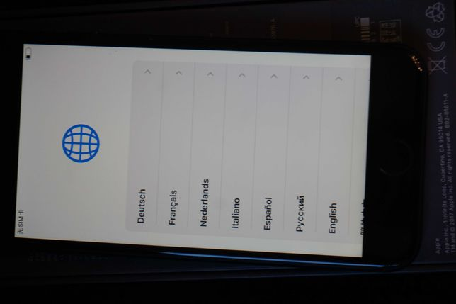 Iphone 8 Komplet