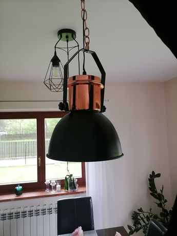 Lampa wisząca Loftowa