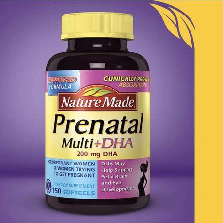 Продам PRENATAL Вітаміни АВСD хондроітин.для жінок, вагітних.Шкіра