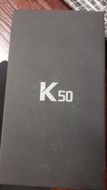 Smartfon LG K50 3/32GB Dual SIM Czarny Nowy
