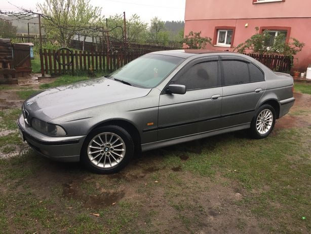 BMW e39 M52 2.8i можливий обмін